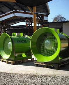 Comprar Ventiladores Axiales Mineros Auxiliares