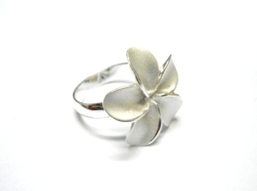 91a5d84604d5 Anillo plata sola flor Lorimer comprar en Santiago