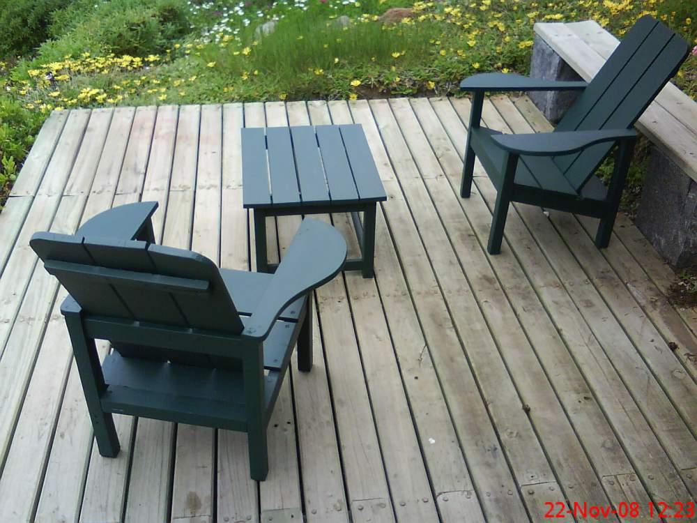 Muebles Para Terrazas Y Jardines Comprar En Zapallar