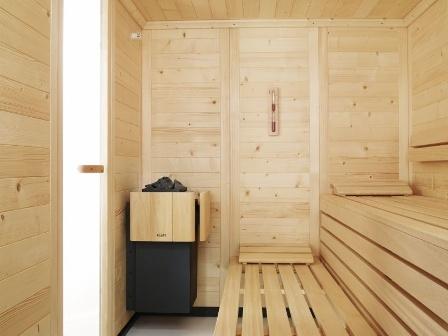 Cabina Sauna comprar en La Reina