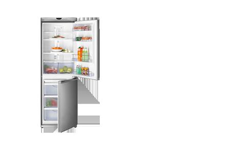 Refrigerador No Frost modelo Combi