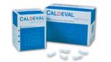 Caldeval  Calcio asociado a vitamina D  Vitaminas D3, Carbonato de calcio