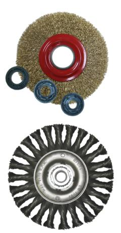 Comprar Wire Wheels Circular Wire Wheels
