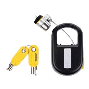 Comprar Cable microsaver® retractil notebook lock