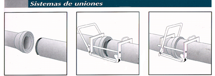 Uniones flexibles