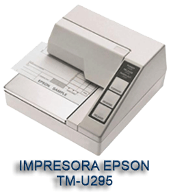 Compro Impresora para Imprimir Cheques