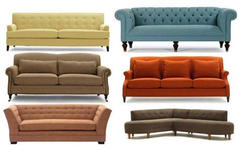 Comprar Sofas