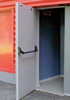 Puerta Antipánico y Cortafuego
