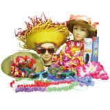 Comprar Conjunto de accesorios para fiestas.Pack 300 personas Hawa