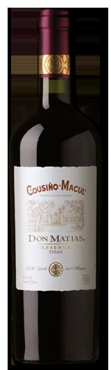 Comprar Vino Reserva Don Matías