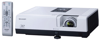 Proyector Sharp XR-55X XGA