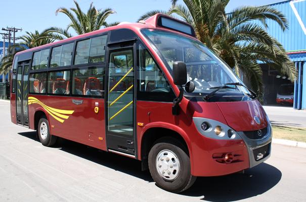 Compro Bus Rayen