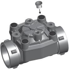 Comprar Válvula Auto-Reguladora de Presión