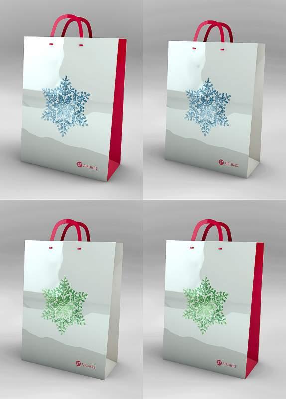 Comprar Bolsas navideñas