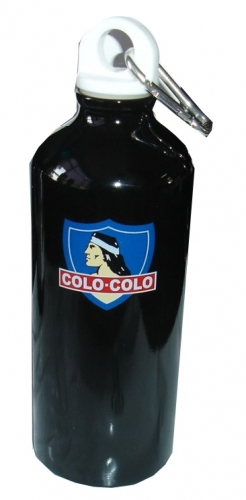 Comprar Accesorios - Botella De Agua Metalica Colo Colo