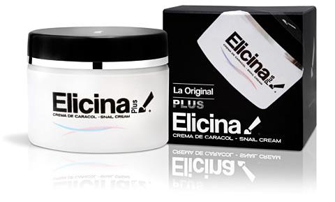 Comprar Elicina Plus, Crema de Caracol