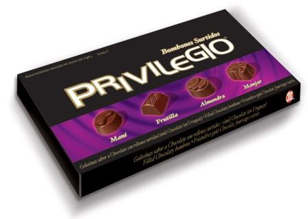 Comprar Bombones de Chocolate
