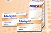 Antialérgicos Antihelmínticos  Alledryl