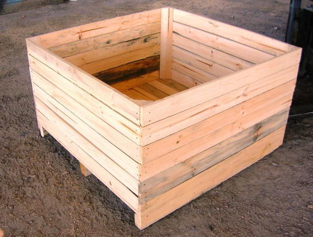 Comprar Envases de madera