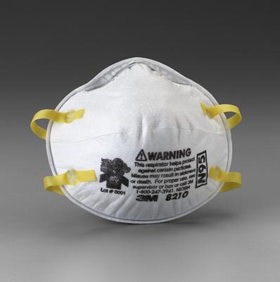 Comprar Respirador 3M 8210