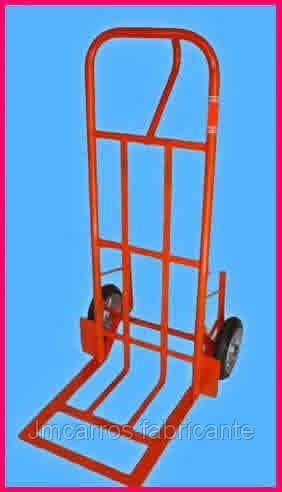 Comprar Carro de transporte manual con capacidad de carga de 250 kilos