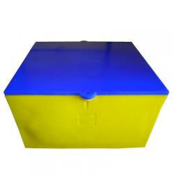 Comprar Caja Isotérmica Cuadrada 400LT