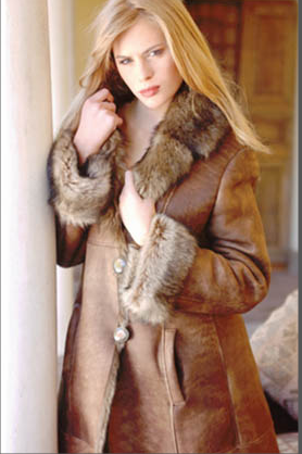 Comprar un abrigo
