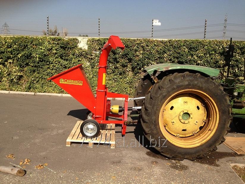 Comprar Chipeadora Trituradora para Tractor con soplador