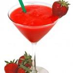 Comprar Bebidas energéticas sin alcohol: Daiquiri de Frutillas sin Alcohol