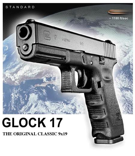 Comprar Pistola Glock