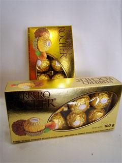 Comprar Bombones Ferrero Rocher