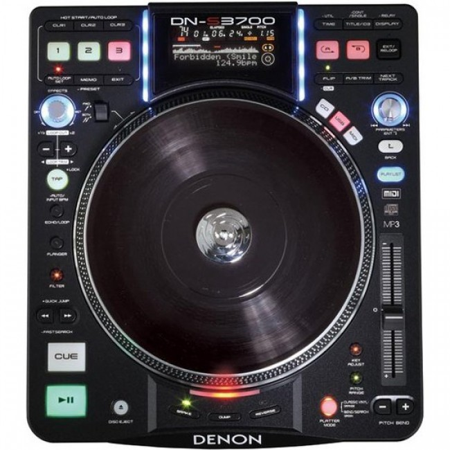 Comprar Reproductor de cd para dj DNS3700