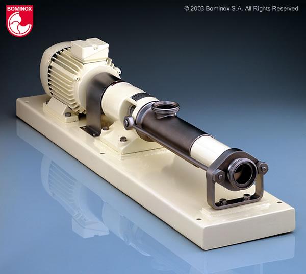 Comprar ROTOR-S - Bomba volumétrica eje libre de rotor helicoidal