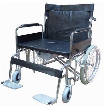 Comprar Silla de Ruedas para Obesos, modelo 3799