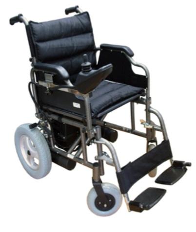 Comprar Silla de Ruedas Eléctrica, marca Ortopedia Más Vida 2569