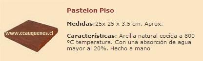 Comprar Pastelón Piso II