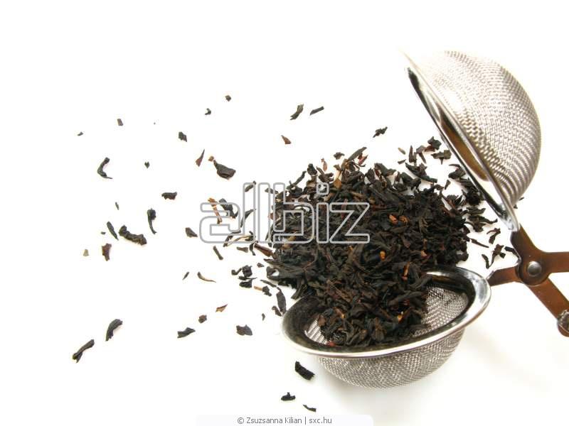 Comprar Té negro
