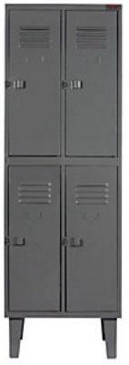 Comprar Locker Metálico, marca Equimet G-200-2
