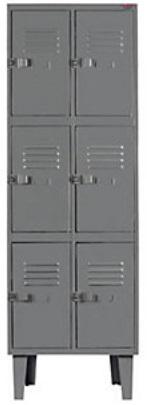 Comprar Locker Metálico, marca Equimet G-200-3