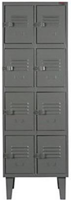 Comprar Locker Metálico, marca Equimet G-200-4