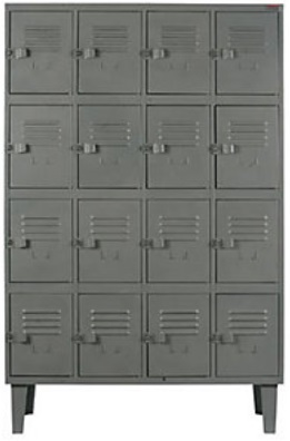 Comprar Locker Metálico, marca Equimet G-400-4