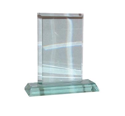 Comprar Galvanos de Cristal Cuadrado