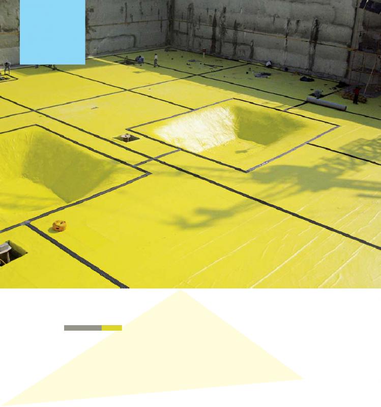 Comprar Arquitectura - Ingeniería - Construcción - Túneles - Impermeabilización Membranas PVC - Obras Subterráneas