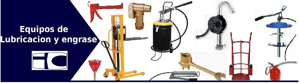 Comprar Equipos de lubricacion y engrase industrial