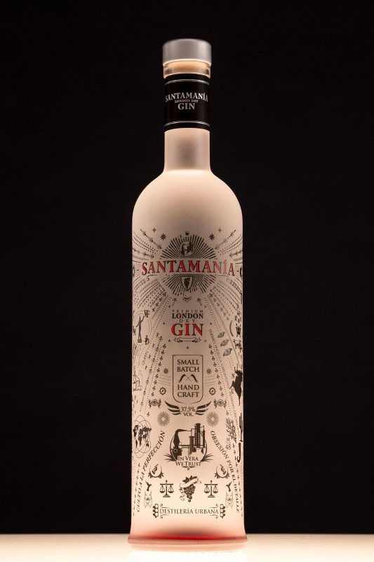 Comprar London Dry Gin SANTAMANIA