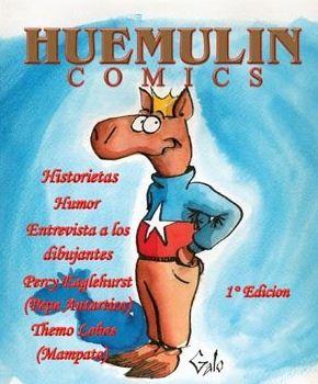 Comprar Huemulin Comics