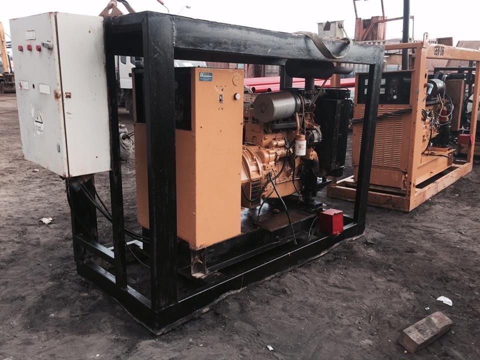Comprar Generador 70 kva