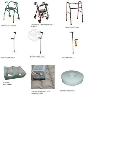 Comprar Andador simple con y sin ruedas o asiento