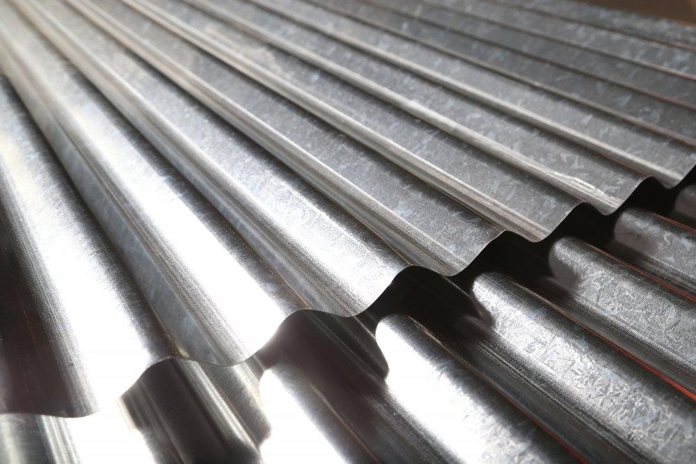 Comprar Plancha Acanalada de Zinc Alum