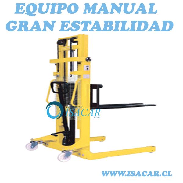 Comprar Traspaleta, apiladores, grua- electrica-manual